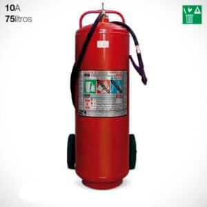 Extintor Carreta Água 75 litros (10A)