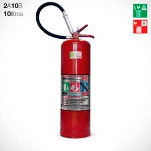 Extintor Espuma Mecânica 10 litros (2A-10B)