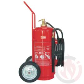 Extintor Carreta Espuma Mecânica 50l