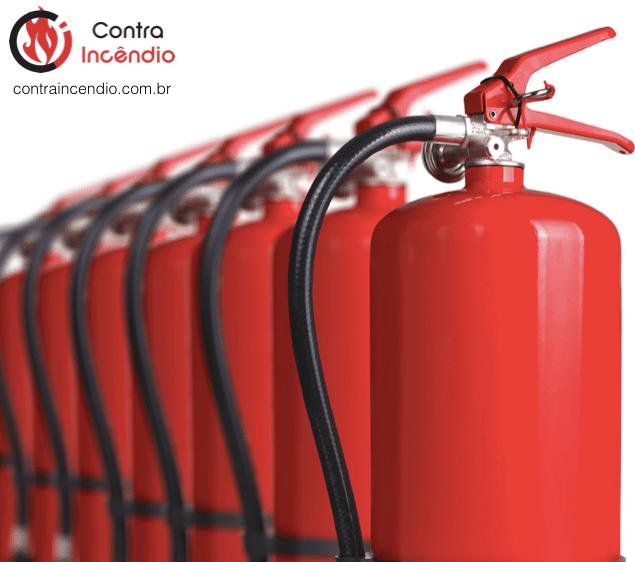 Aprenda quais as classes de incêndio e os tipos de extintores disponíveis