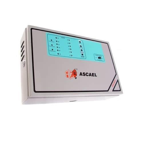 Central Convencional 12 Laços com Bateria – ACA 24 12 – Ascael