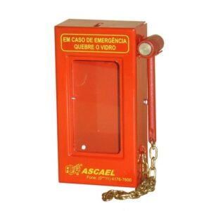 Porta Chave Metálico com Martelo - ACPC 0081 - Ascael